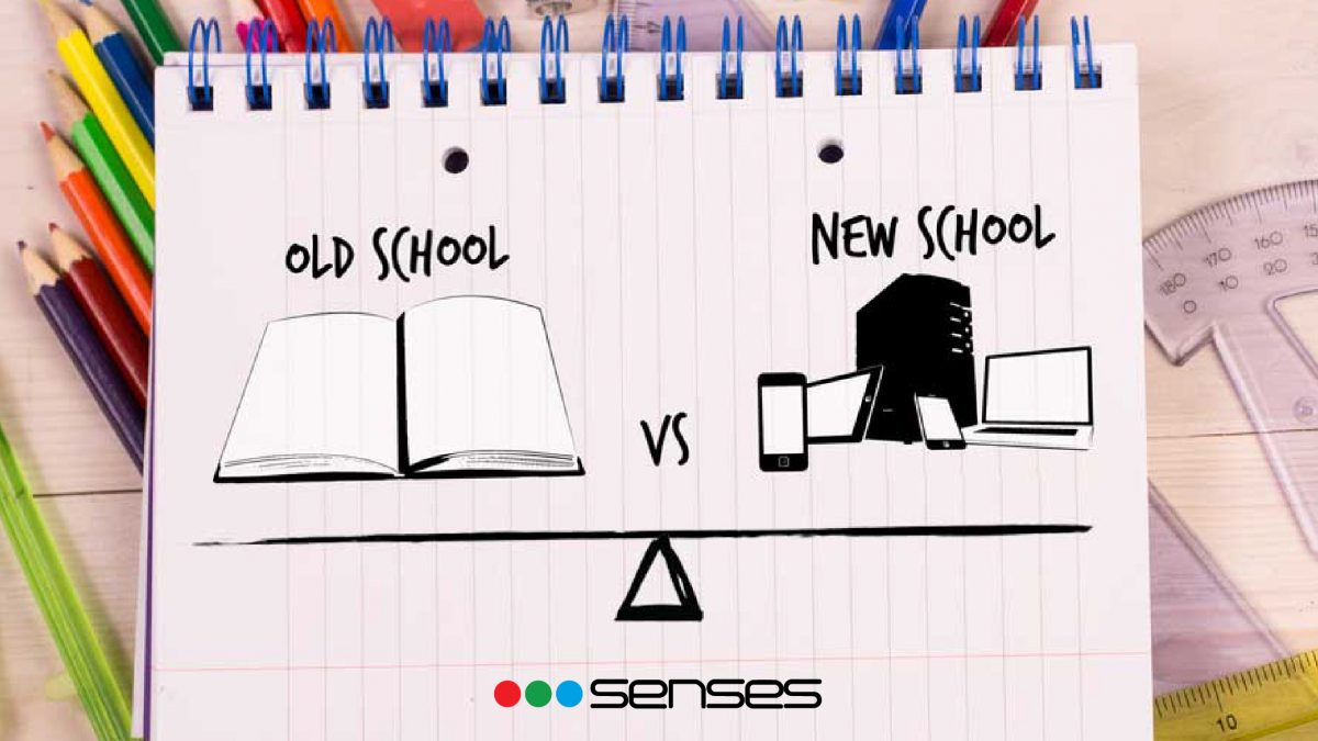 Age-old teaching methodology of the Indian Education System vs Modern Learning